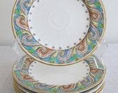 Set of 6 Salad/Dessert Plates
