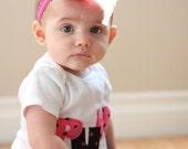 PUNK Princess Onesie or Shirt sizes NB - Child