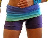 Purple Rush Cardio Shorts