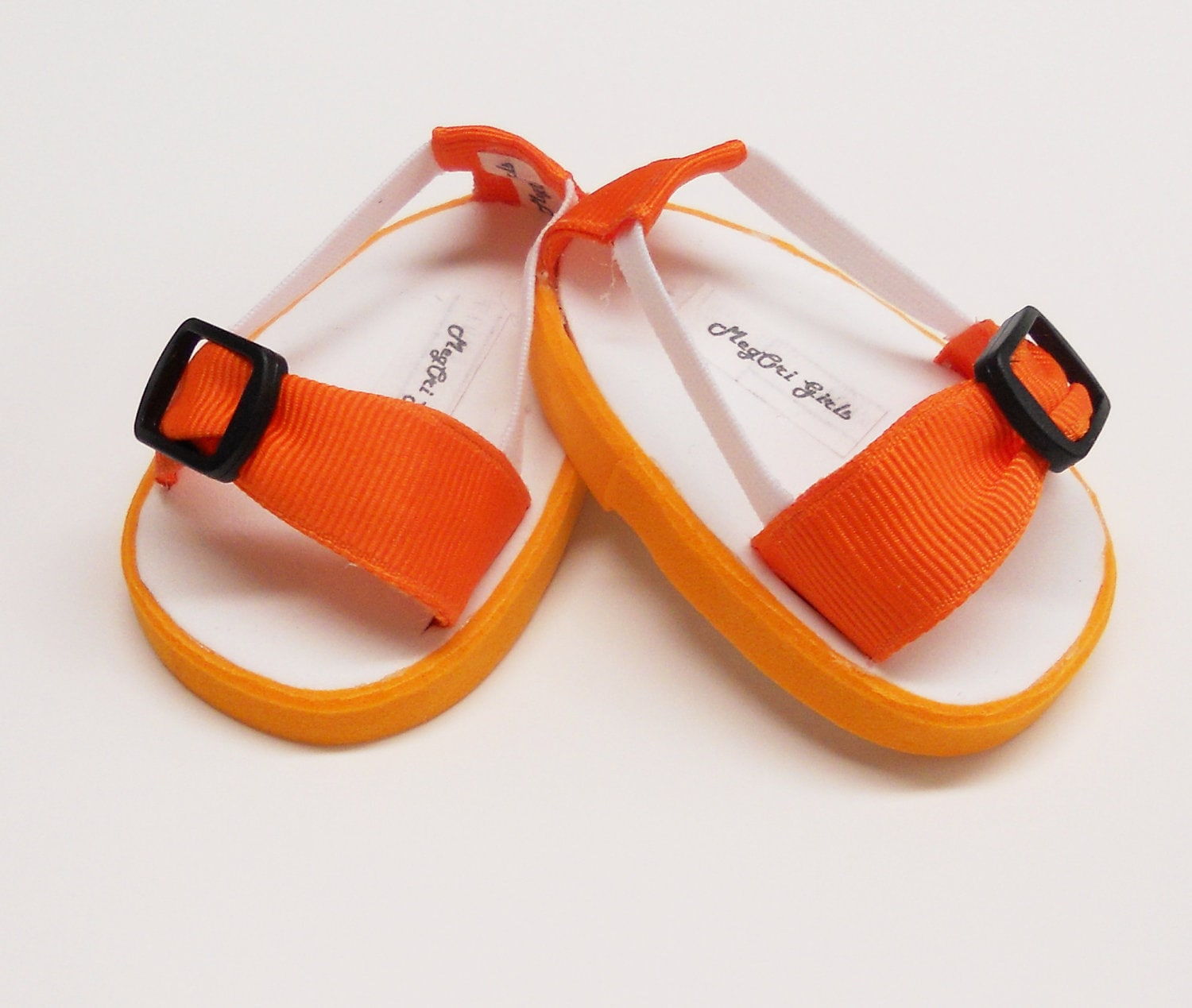 Plastic Baby Doll Shoes