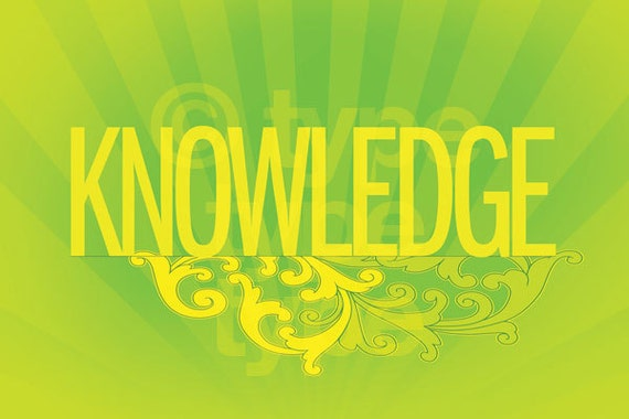 LDS Young Women Value: KNOWLEDGE