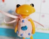 fortune wanda wonder frog dress tiny mini baby wonderfrog