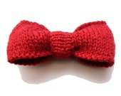 PDF Knitted Bow Pattern