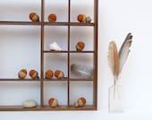 CUSTOM ORDER - for Jill, Rusty Wool Acorns, 15 Handmade Felt Needle Autumn Orange   Colorful home decor Fox Fall Thanksgiving rust brown