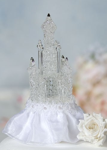 cinderella wedding cake topper uk cinderella castle cake topper 100073 12867