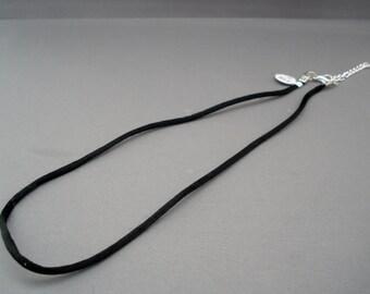 Black Pendant Cord