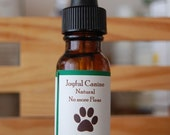 Natural Flea Repellent Joyful Canine