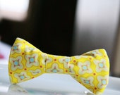 You Are My Sunshine Little Guy Bow Tie