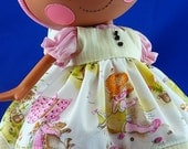 """For Lalaloopsy """"Holly Hobbie  N Me""""  Adorable 3 Pc Chris"""