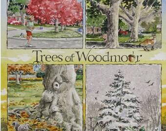 Trees of Woodmoor