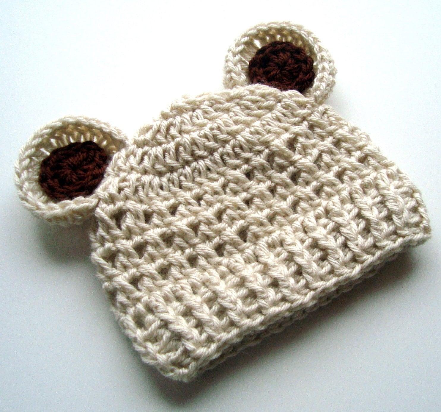 Free Crochet Pattern For Animal Ears : Crochet Animal Ears images
