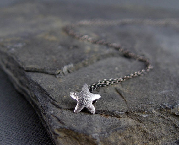Starfish Drop, Beach jewelry, Ocean Jewelry, Star, Wedding Accessories, Beach Wedding