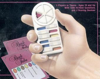 Unopened 1987 Trivial Pursuit Boob Tube Pocket Player Set