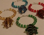 Fish Beverage Charm-FREE SHIPPING IN U.S.