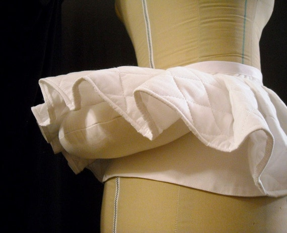 Victorian Bustle Pillow Support Bum Roll Made To Measure