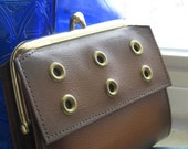Vintage Rolfs Memory Jogger Wallet Coin Purse