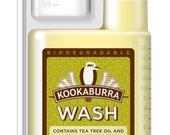 Kookaburra Wool Wash- Regular or New with Lavendar - 16 ounces