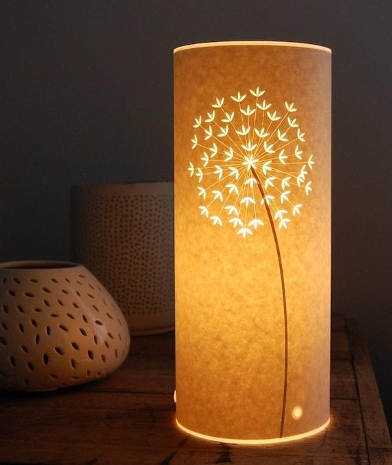 Small Allium Table Lamp By Hannahnunn On Etsy
