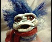 "SALE Henson's Labyrinth Inspired ""British Worm, Ello"""