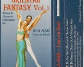 Music Cassette Tape - Oriental Fantasy Vol. 1, Ala Nar