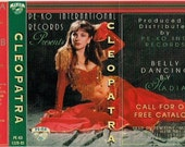 Music Cassette Tape - Cleopatra, Belly Dancing by Nadia