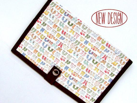 Knitting Pattern Holder -mi Pattern Wallet Supplies Chart ...