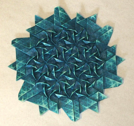 Twisted tessellation