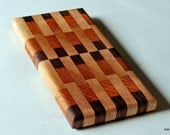 Small end-grain cutting board