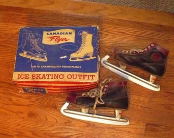 Canadian Flyer Ice Skates
