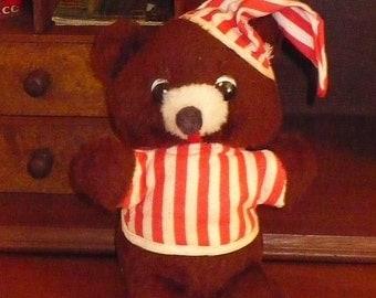 Old stuffed Bedtime Bear