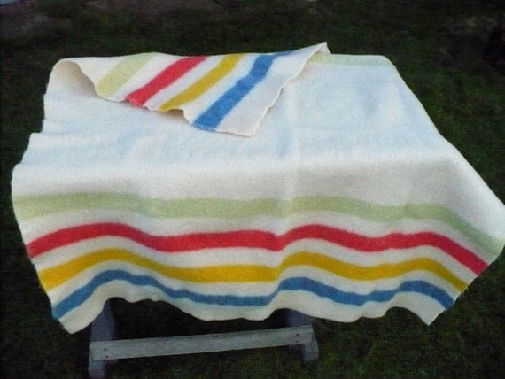 4 Point style Wool Blanket