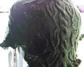 Fallyn PDF Hand Knitting Pattern a super shawl or shrug with a vintage twist Easy knit