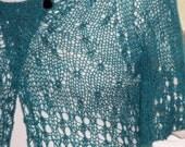 Sweater Knitting Pattern  - Dream Cardigan