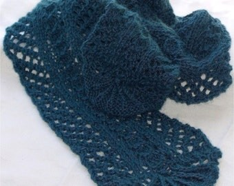 Mari Knitting Scarf Pattern