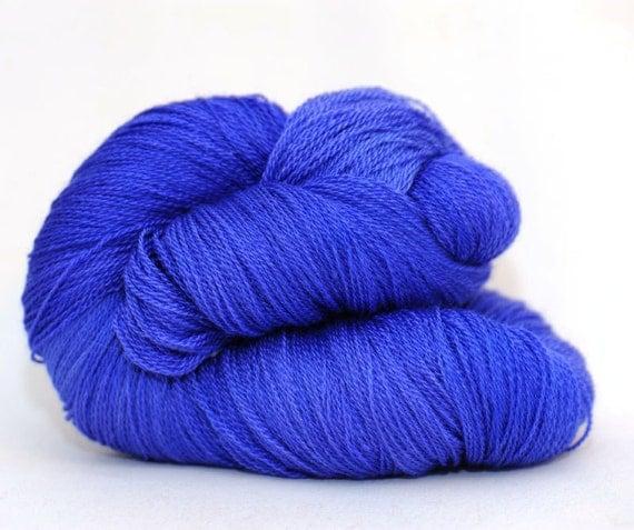 100g Laceweight Yarn Superwash Merino and Silk