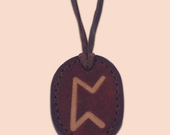 Rune Amulet Necklace - Perth