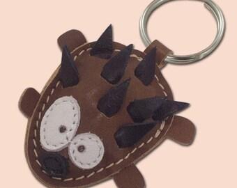 Sweet little Hedgehog keychain