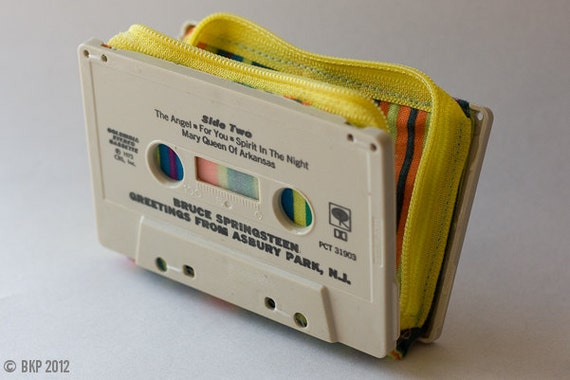 Bruce Springsteen - Greetings from Asbury Park, NJ cassette walelt