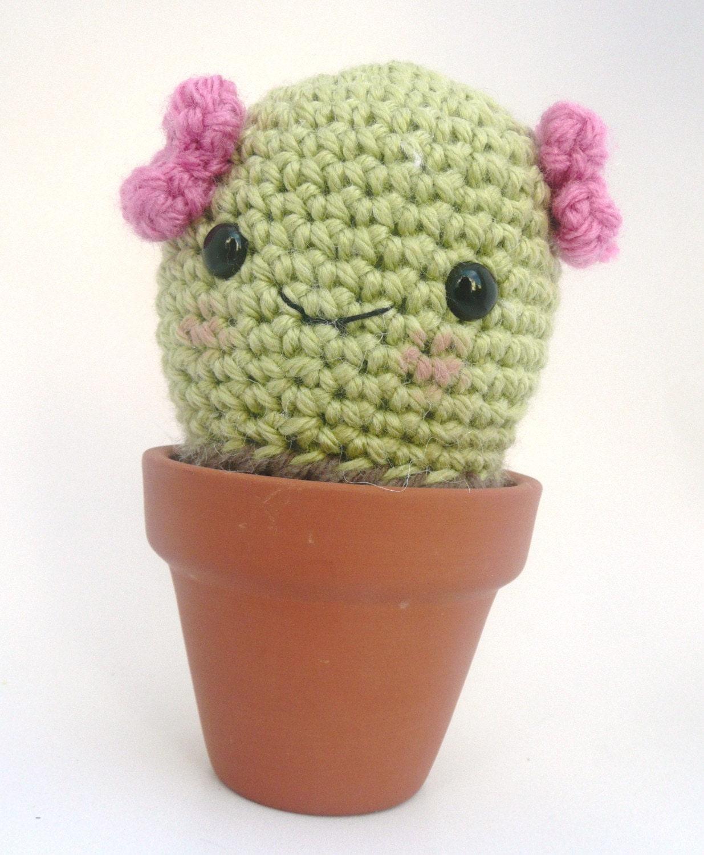 Etsy Amigurumi Cactus : Amigurumi Cactus