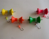 "Childrens Fishing Lure Gift  ""Kidd Rigg"" Any (1)  Spool Fishing Buddy"