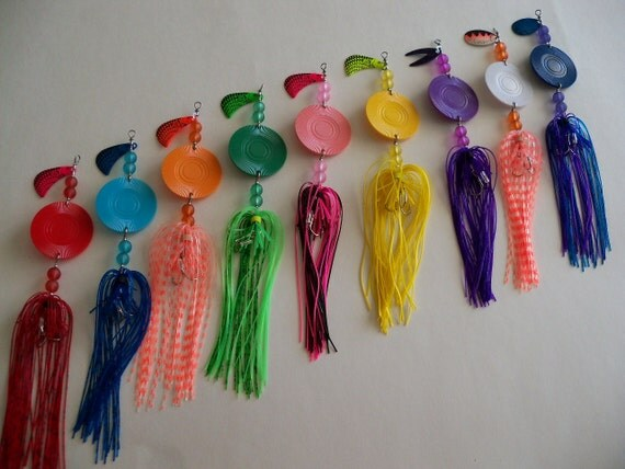 Groomsman Fathers Day Gift Poker Chip Fishing Lure any (1)