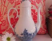Sweet Vintage Rosenthal Tea or Coffee Pot - Romanze