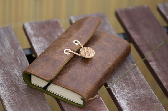 Moleskine Leather/Felt Sleeve/Cover (Notebook|Book|Moleskine)