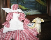 Millie Rag Doll is visiting from the Prairie - Free Shipping