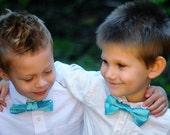 Satin Bow Tie..1-4 years..dressbabybeautiful