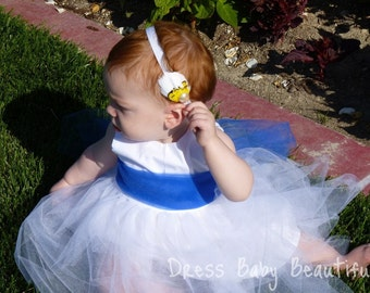 Custom Fancy Girl Twirl Dress-Sizes NB, 3m, 6m, 9m, 12m, 18m, 2T, 3T,4T..dressbabybeautiful