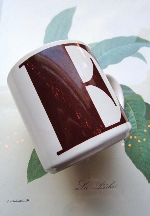 Vintage Coffee Mug