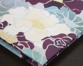 Medium Binder - Purple Garden