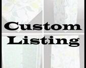 Custom Reserved Listing