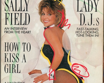 Sally field playboy magazine